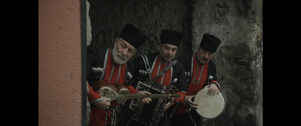 Orhan Pamuk'a Söylemeyin, Kars'ta Çektiğim Filmde Kar Romanı da Var
