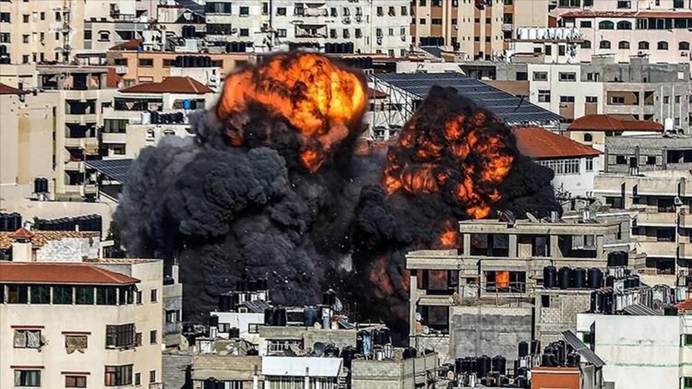 Hamas'ın Gazze'de kullandığı tüneller görüntülendi: İsrail'in hedefinde - 28