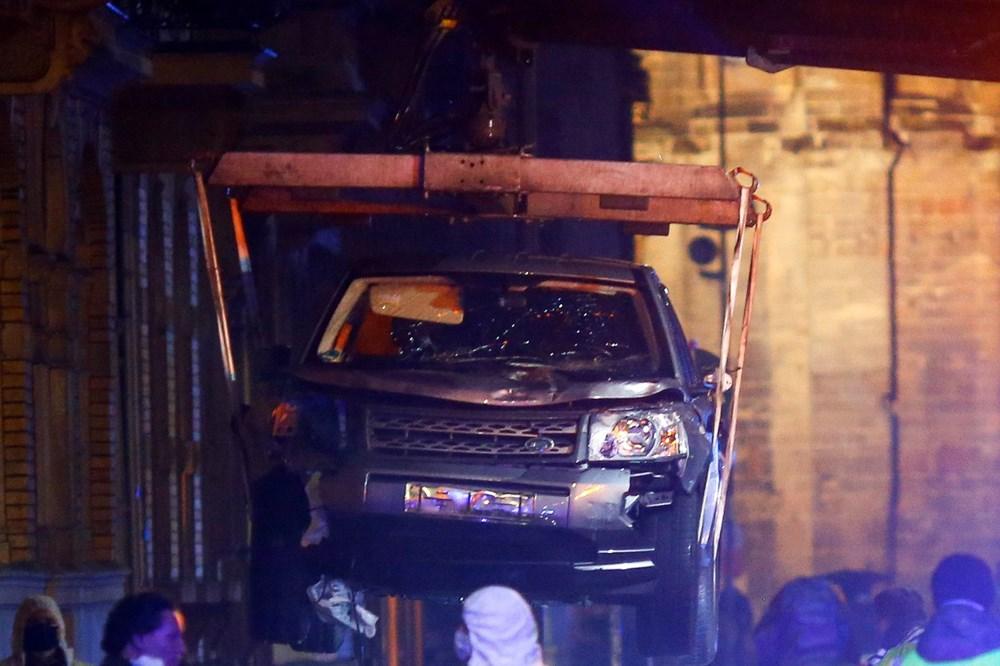 Almanya'da bir araç yayalara çarptı: 5 ölü, 14 yaralı - 2