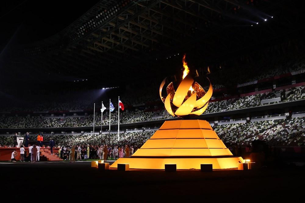 2020 Tokyo Olimpiyat Oyunları, resmen sona erdi (Türkiye, olimpiyat rekorunu kırdı) - 6