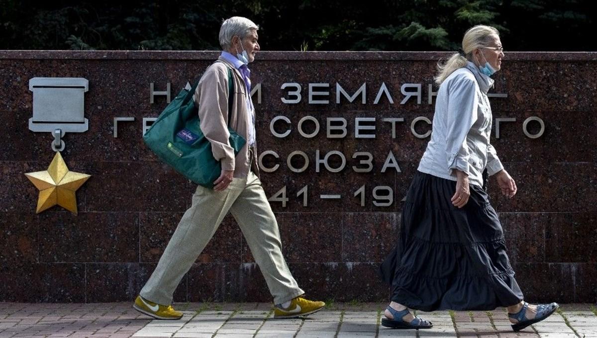 Rusya'da Covid-19 vaka sayısı 1 milyonu geçti