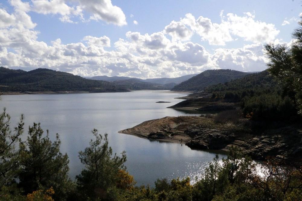 Çanakkale'de baraj boşaldı, su kullanımıyla ilgili yasaklar geldi - 12