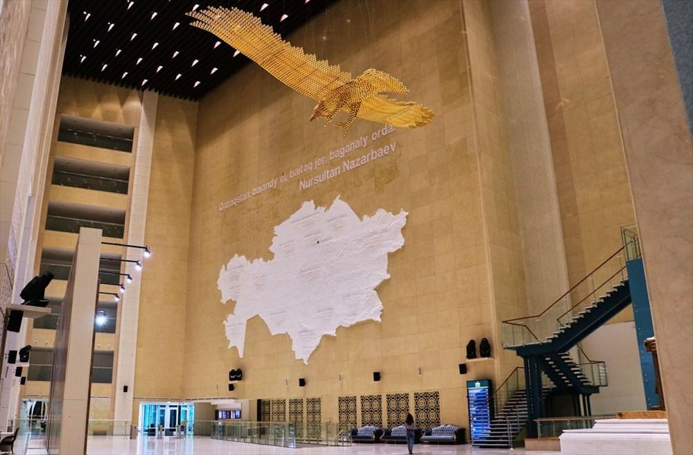 200 bine yakın tarihi eser Kazakistan Milli Müzesi'nde - 3