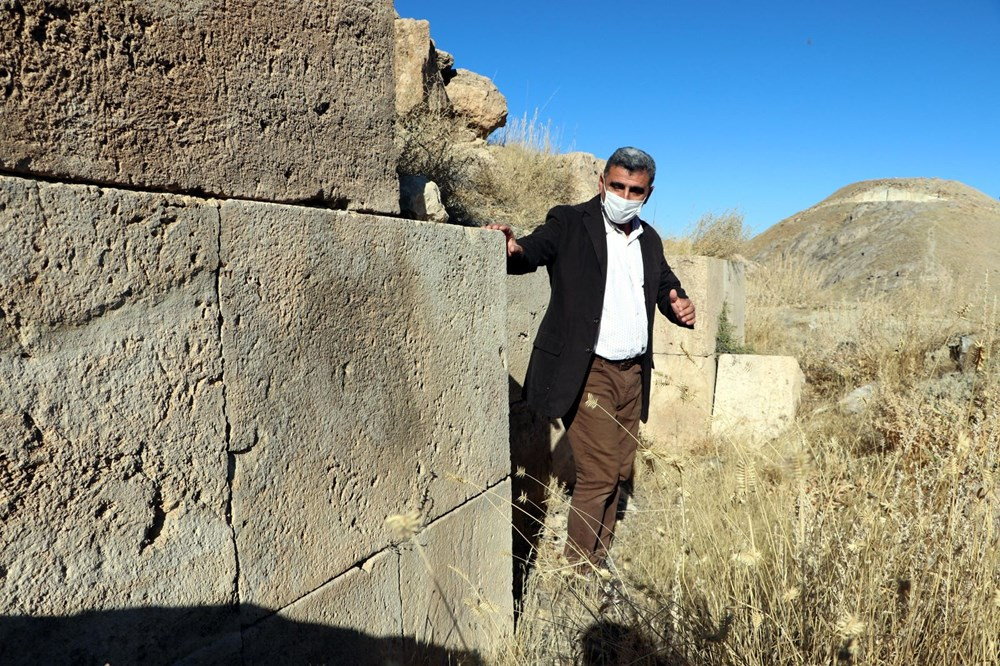 Urartuların 2 bin 750 yıl önce deprem önlemi aldığı belirlendi - 2