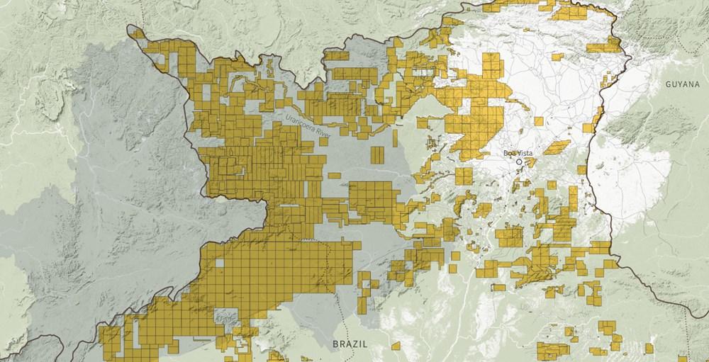 Amazon'un son  kabilesi altın avcıları nedeniyle tehlikede - 12