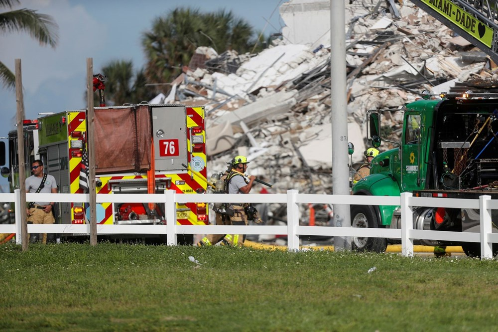 Building collapsed in the USA: Loss of life increased to 4, 159 people are missing - 9