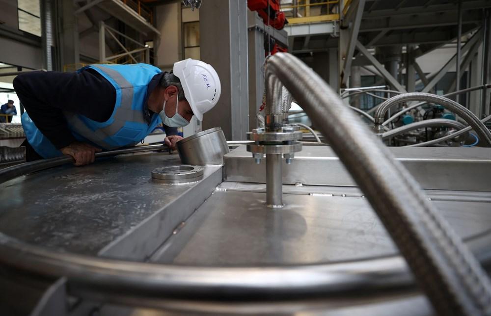 Türkiye'nin ilk lityum üretim tesisi resmen açıldı - 6