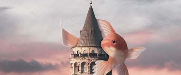 Yasin Yaman'dan 'fantastik' tasarımlarla İstanbul'un simgeleri