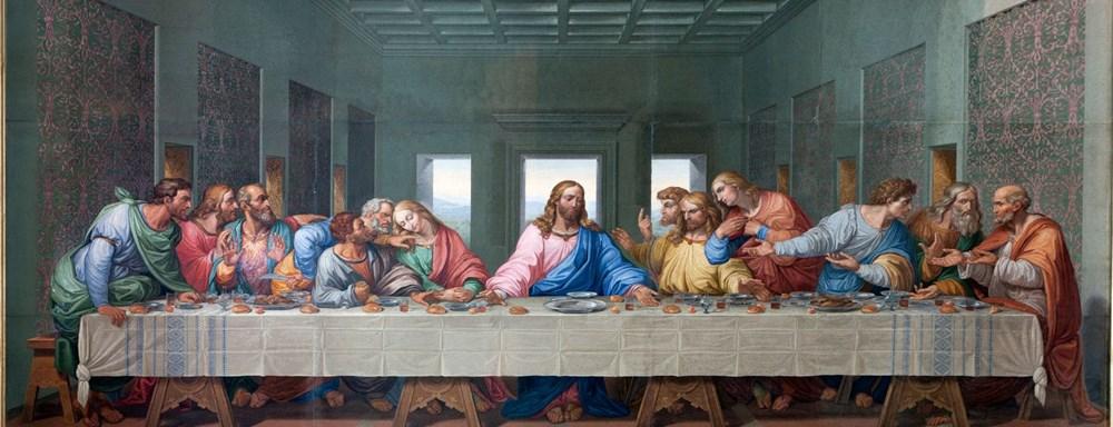 'Son Akşam Yemeği' tablosunun sırları - 4