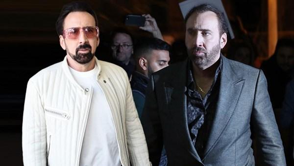 Nicolas Cage kendisine karşı (The Unbearable Weight of a Massive Talent)