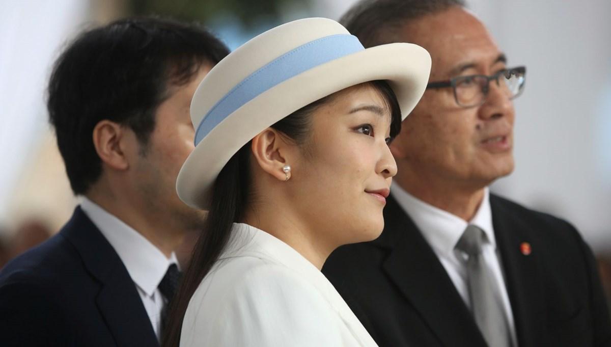 Japon Prenses Mako unvandan sonra parayı da reddetti