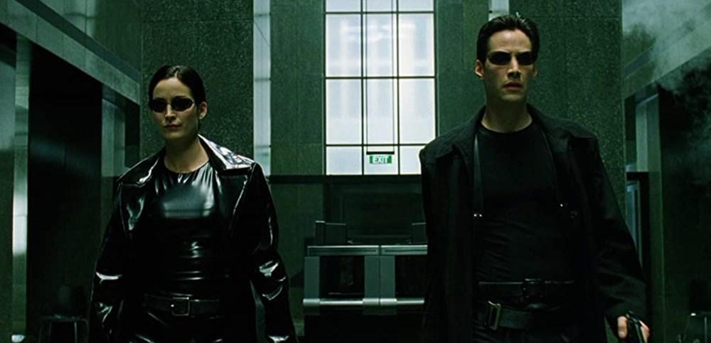 Matrix yapımcıları 'yeşil kod' için ortaya atılan iddiayı doğruladı - 2