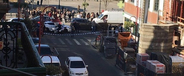 Belçika'da silahlı saldırı ile ilgili görsel sonucu