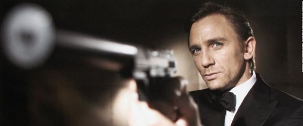 Yeni James Bond filmi No Time to Die'dan ilk afiş
