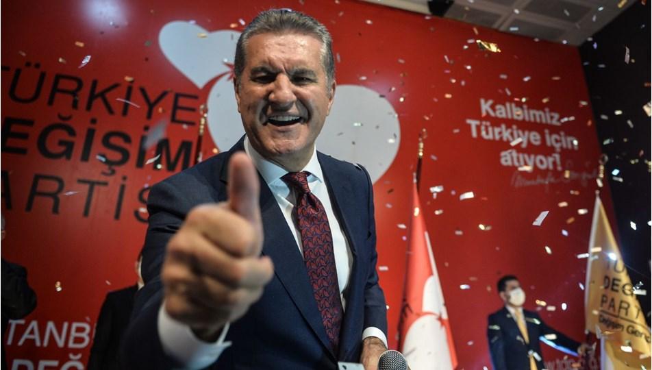 Mustafa Sarıgül'ün partisinin adı belli oldu   NTV