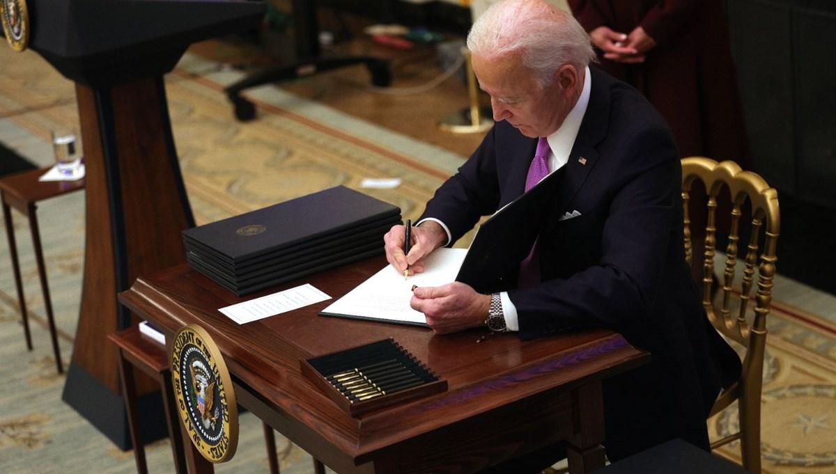 Joe Biden'ın saati tartışma yarattı