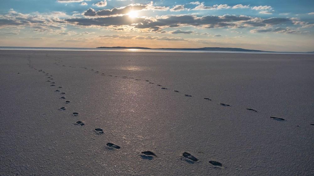 Tuz Gölü küçülüyor - 12