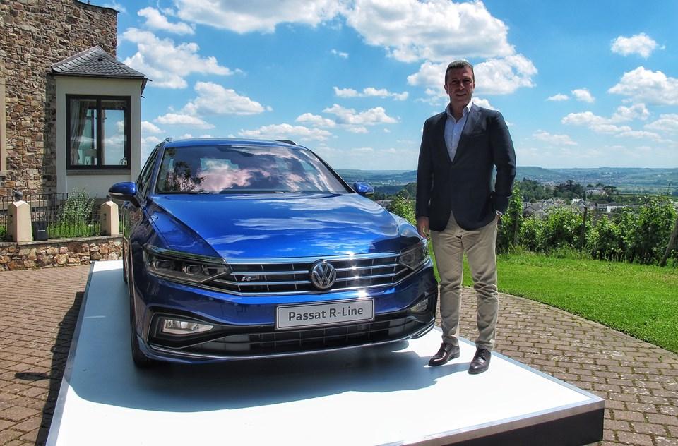 Doğuş Otomotiv Volkswagen Binek Araç Genel Müdürü Gino Bottaro
