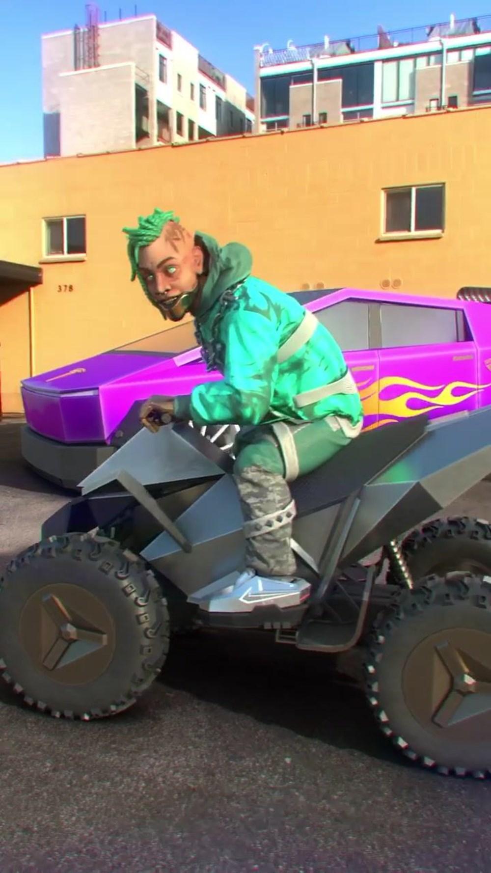 Robot rap şarkıcısı tuvalet NFT'sini 6500 dolara sattı - 6