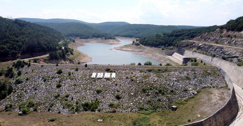 İstanbul'un su ihtiyacını karşılayan Trakya'daki barajlar kurudu - 7