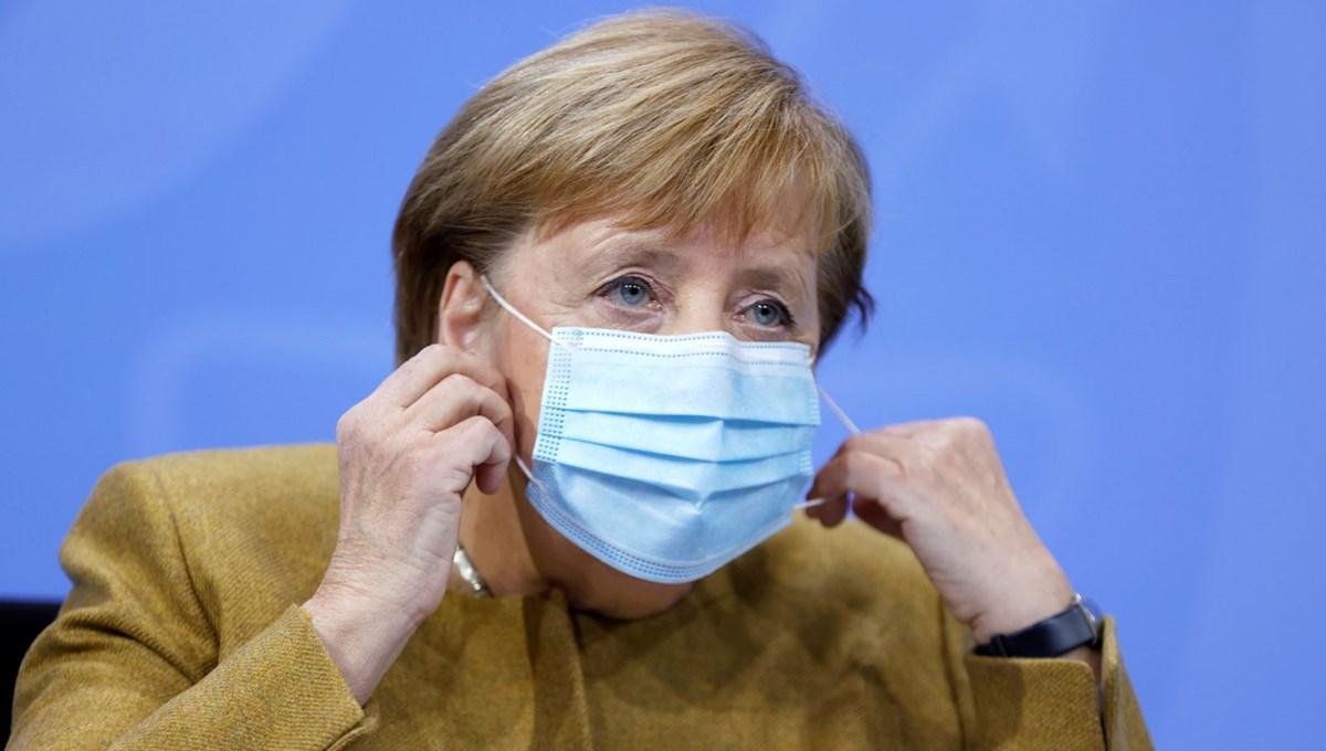 Almanya'da Covid-19 kısıtlamaları 20 Aralık'a kadar uzatıldı