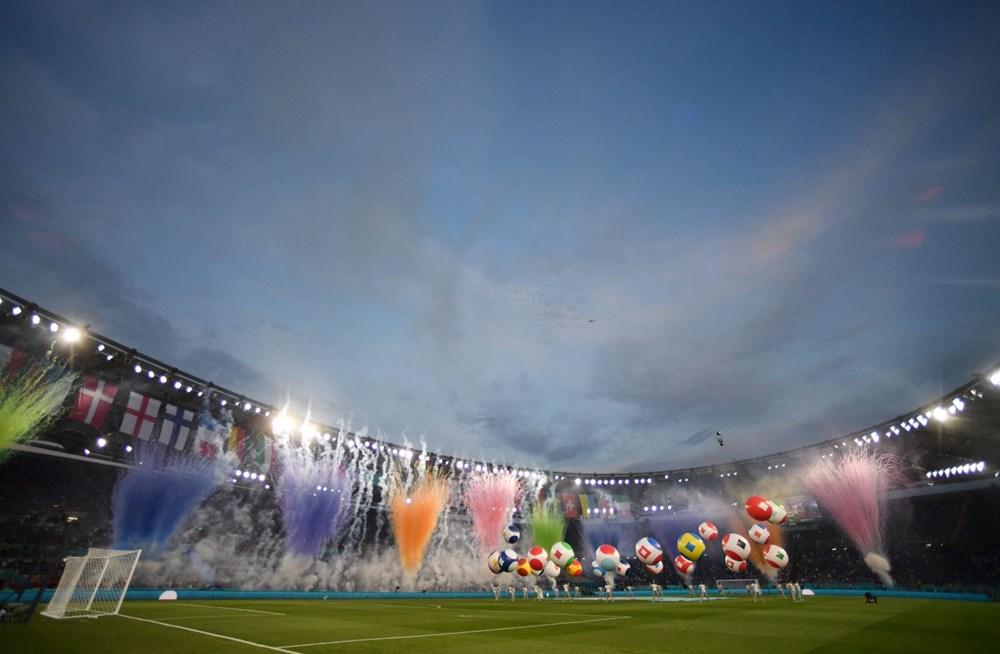 EURO 2020'ye görkemli açılış - 20