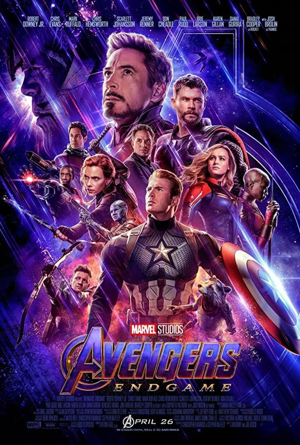 En iyi Marvel filmleri - 70