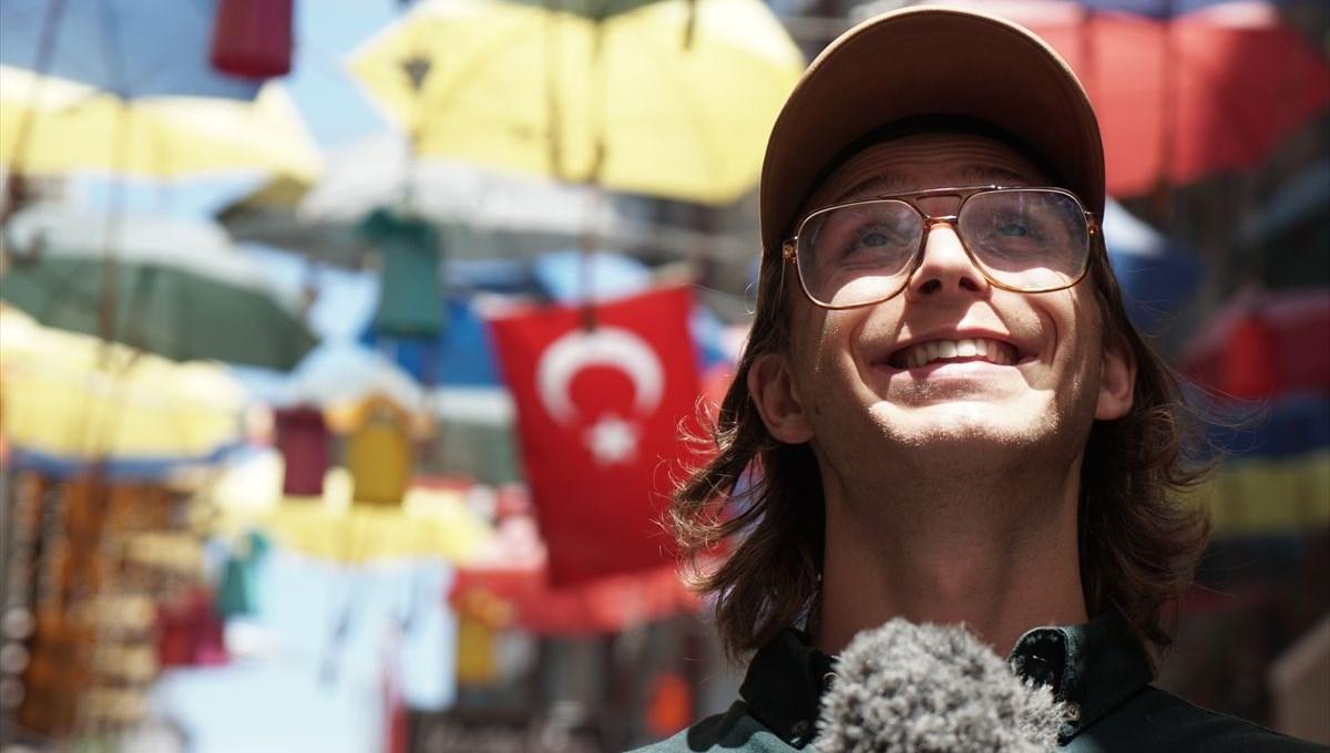 Dünya turu yapan İtalyan yönetmen Franco Dubini: İstanbul yüzyıllardır dünyanın merkezi