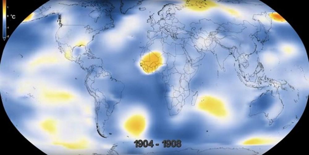 Dünya 'ölümcül' zirveye yaklaşıyor (Bilim insanları tarih verdi) - 33