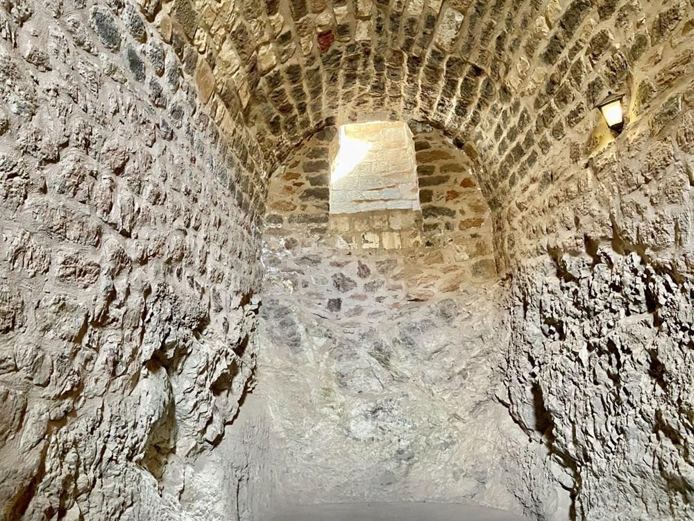 Ağrı'da Osmanlı mimarisinin eşsiz örneği: İshak Paşa Sarayı - 7