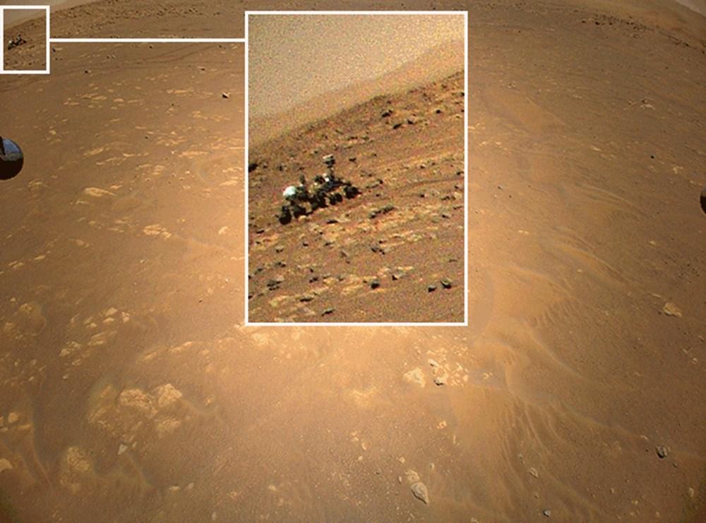Perseverance Mars'ta 100 gün geçirdi: Kızıl Gezegen'den en etkileyici fotoğraflar - 7