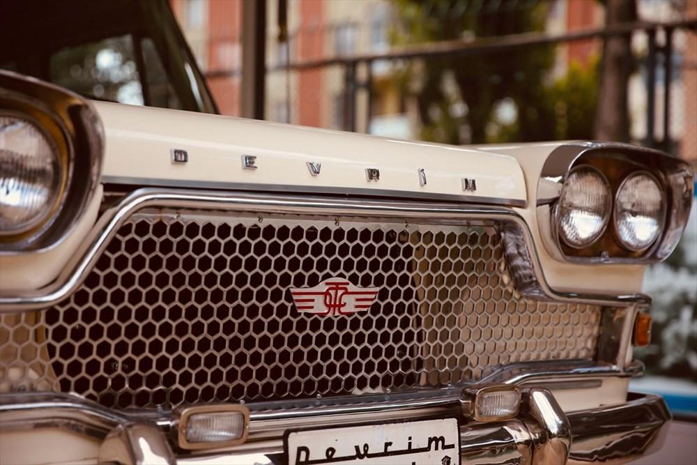 Devrim Otomobili Müzesi kapılarını yeniden açtı - 8