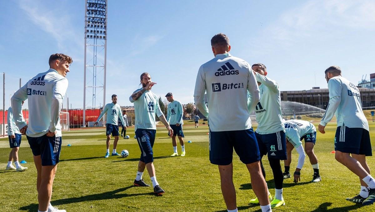 İspanya Milli Takımı ve Bitci Teknoloji dünya futbolunda bir ilke imza atıyor