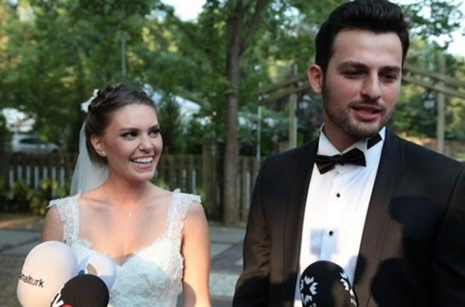 Çift, iki yıllık birlikteliğin ardından evlilik kararı almıştı