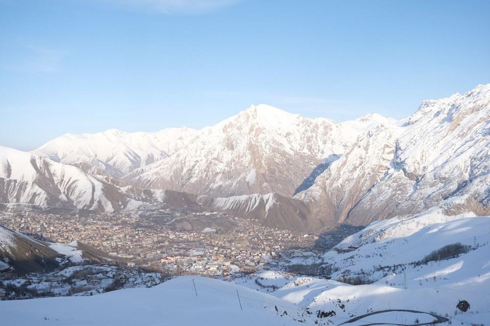 Burası Alp Dağları değil, Hakkari Merga Bütan Kayak Merkezi - 3