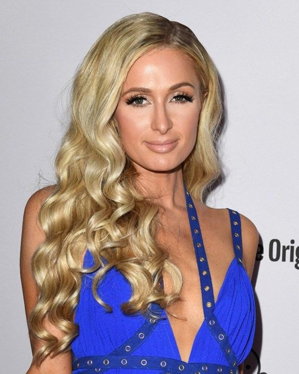 Paris Hilton ikizlerine hazırlanıyor - 6
