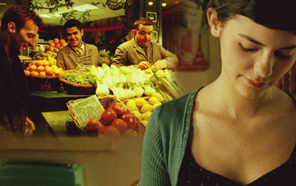 Şirketin bünyesinde çekilen filmlerden 'Amelie'.