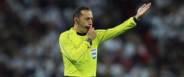 Tottenham - Real Madrid maçı Cüneyt Çakır'ın