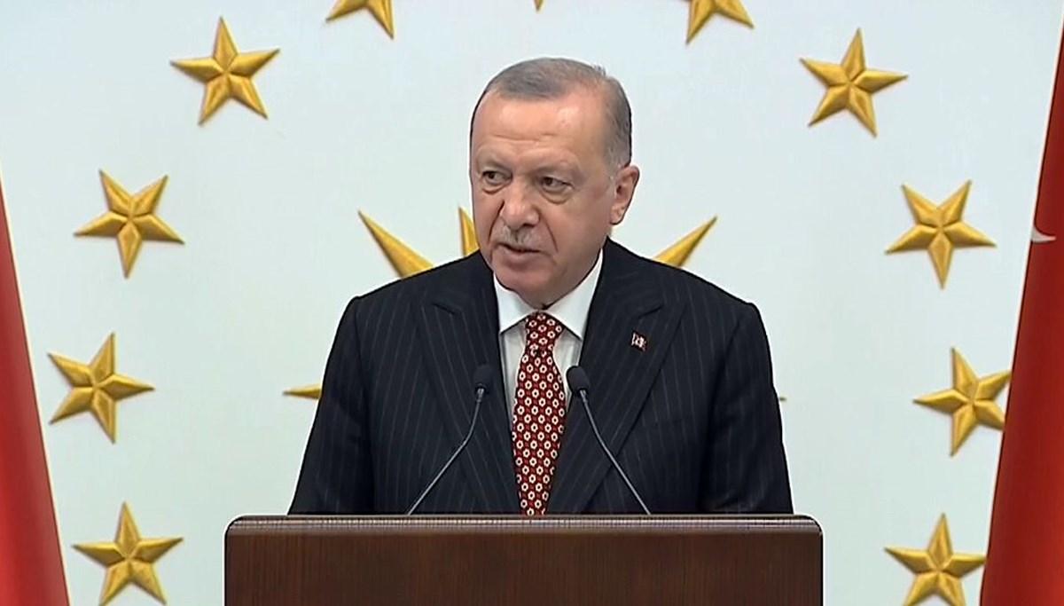 Cumhurbaşkanı Erdoğan'dan AK Partili belediye başkanlarına sosyal medya uyarısı