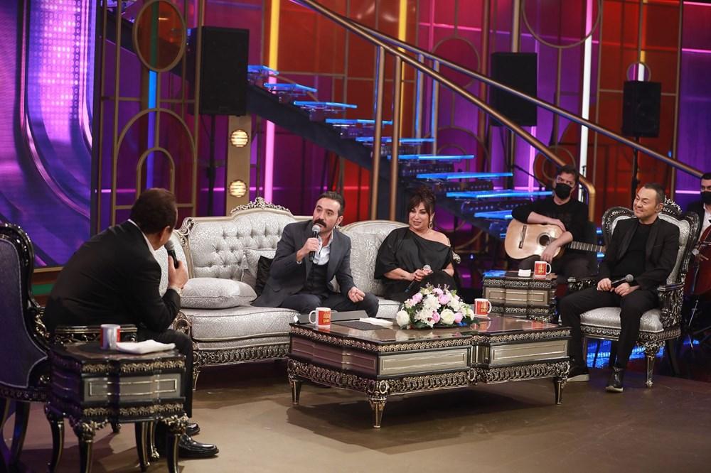 İbo Show yeni bölüm fotoğrafları: İbrahim Tatlıses'in kızı Elif Ada ilk kez stüdyoda - 10