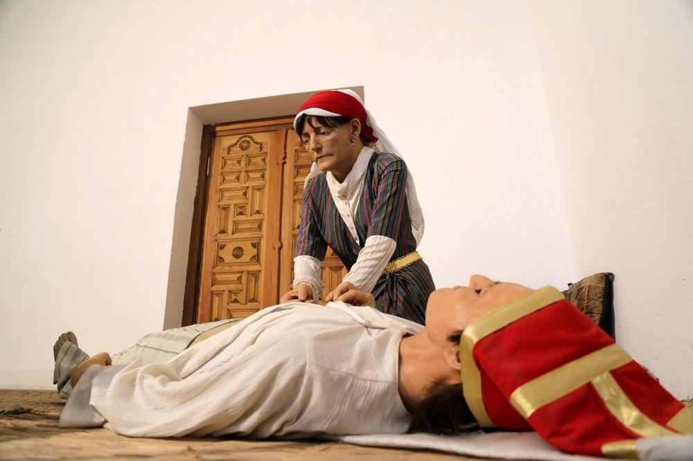 Osmanlı'nın akıl hastanesi müze oldu - 9