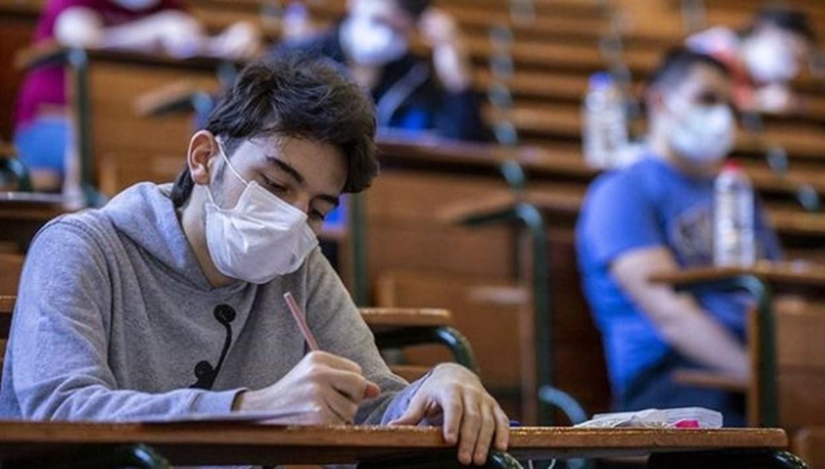 SON DAKİKA HABERİ: 2021-YKS sınava giriş belgesi erişime açıldı