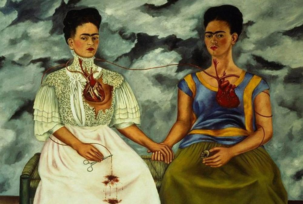 Frida Kahlo kimdir? (Tahta Bacak Frida Kahlo'nun hayatı) - 12