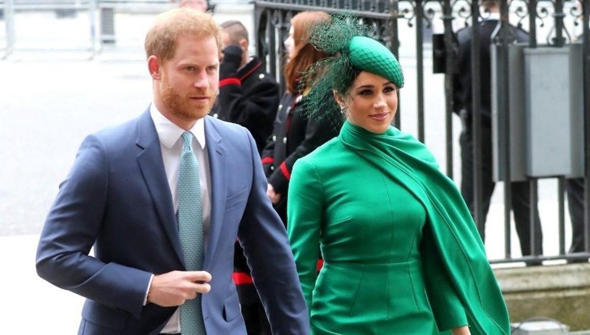 Meghan Markle ve Prens Harry 'Megxit'le işsiz kalan çalışanlarını yeniden işe aldı