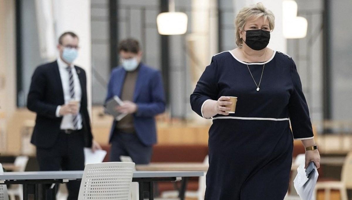 Kendi koyduğu kuralları çiğneyen Norveç Başbakanı 2 bin 350 dolar para cezasına çarptırıldı
