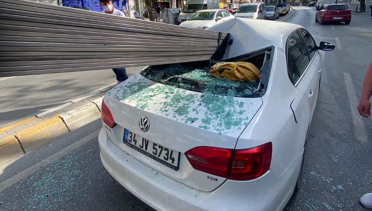 İstanbul'da görünmez kaza: Ölüm teğet geçti