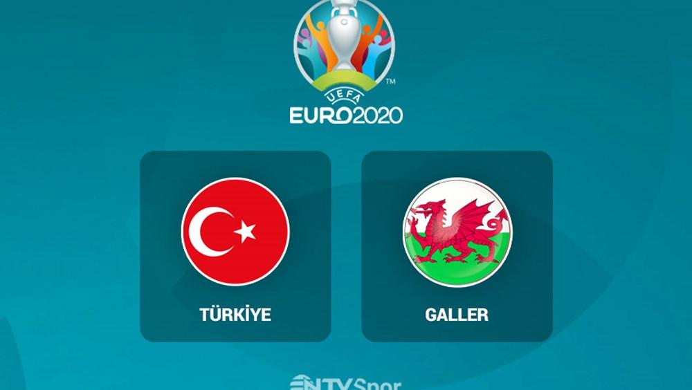 Türkiye - Galler (Canlı Anlatım)