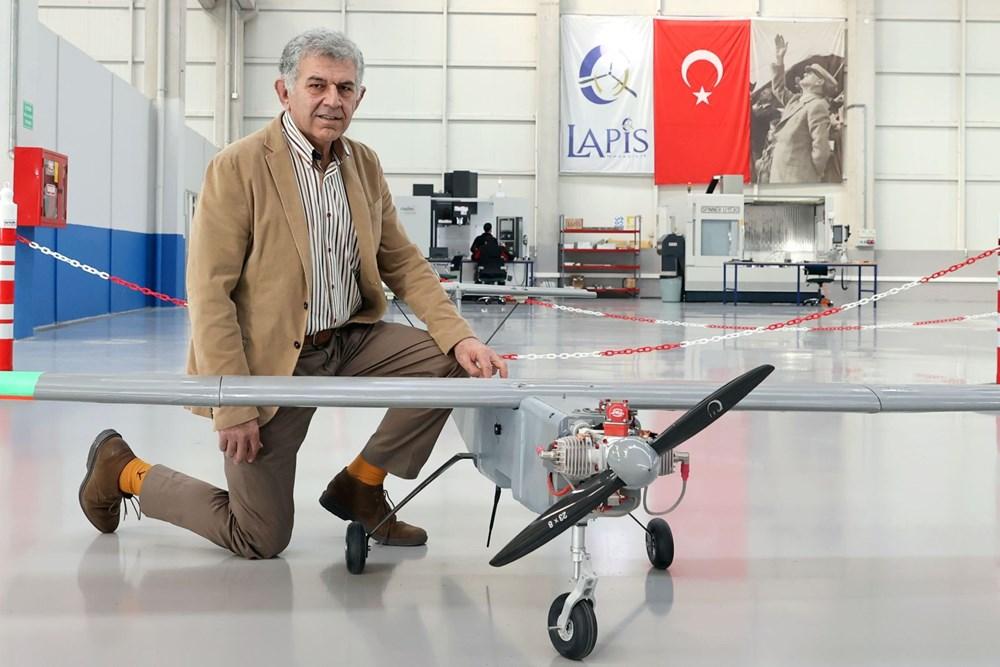 Türkiye'nin yeni İHA fabrikası üretime başladı - 5