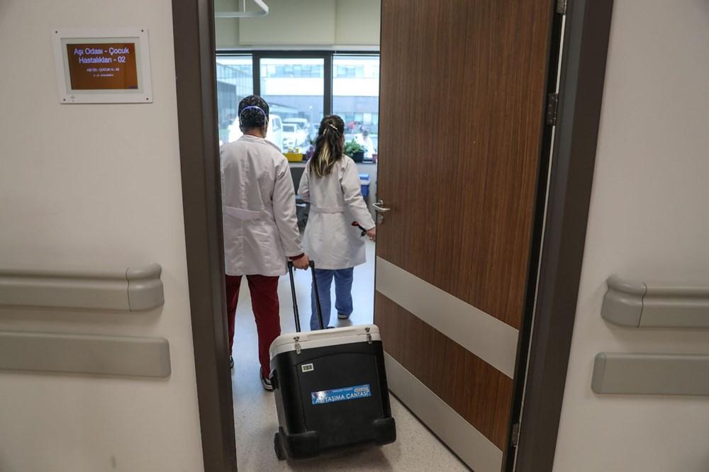 Hastanelerin aşı iş birliği: Ziyan olmasın diye 'insan transferi' yapılıyor - 12