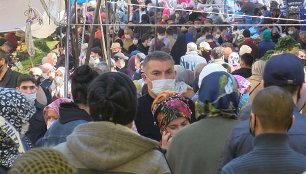 İstanbul'da bugün (Corona virüs etkisi)